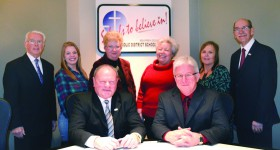 RCCDSB Chair and Vice-Chair re-elected, set course for success in 2014–2015