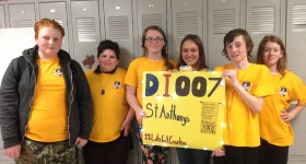 St. Anthony's students prepare for global competition in Knoxville, Tennessee