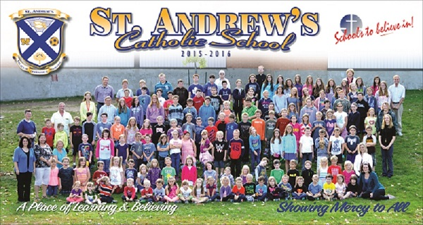 St. Andrews Banner picture