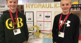 Students represent RCCDSB at annual county-wide science fair