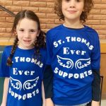 Angelman syndrome awareness at St. Thomas the Apostle